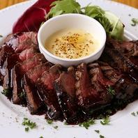 TODOS名物♪肉のグリル料理!