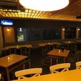 カウンターでゆったりと愉しむなら≪cafe bar noice(ノイス)≫ついつい会話が弾みます。