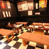 奥のテーブル席は宴会にもお勧めです!