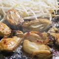 料理メニュー写真【11月~3月季節限定】広島牡蠣の鉄板焼