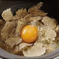 料理メニュー写真トリュフ 卵かけご飯