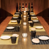 個室と肉と野菜 葵酒 aoizake 鶴橋駅前店の雰囲気2