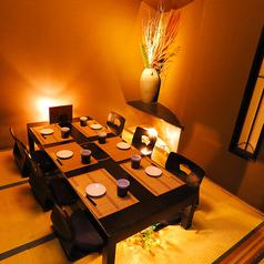 雲丹肉と牡蠣 個室DINING カドフク 新潟駅前店特集写真1