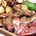 【ステーキ】A5ランクの美味しいお肉をご提供★