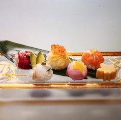 SUSHI 喬山のおすすめ料理1