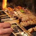 【ひないや20周年20%OFFコース3860円→3080円】日本三大地鶏のひとつ【比内地鶏】の焼き鳥5本と、秋田名物のきりたんぽ鍋をメインとして、当店のおいしいものを20周年の特別価格で堪能できるスペシャルコースです!各種宴会に最適!(12月と金・土・祝前日は2時間)