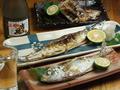 料理メニュー写真旬のお魚
