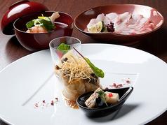 日本料理 まるやま かわなかのコース写真