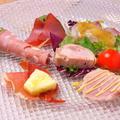 料理メニュー写真【煌々コース:前菜】7種盛合せ