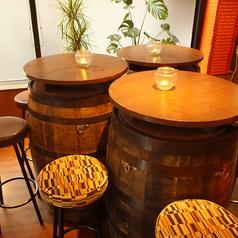 Napoli's PIZZA & CAFFE ナポリス 赤坂一ツ木通りの雰囲気1