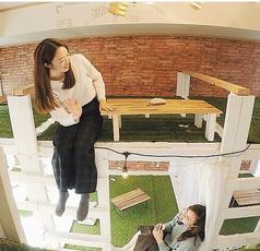 DIYcafe 難波アメ村店の写真
