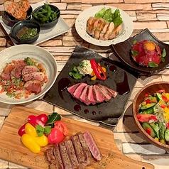 食べ放題×鉄板バル 肉×にくの写真