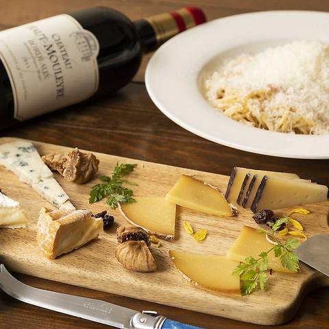 チーズ専門店がNEWOPEN!ラクレットチーズがお通しで食べられる♪GoTo食事券対応★