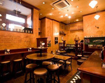 Irish Pub THE HAKATA HARP アイリッシュパブ ザ ハカタハープの雰囲気1
