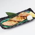 料理メニュー写真鮭のハラス焼