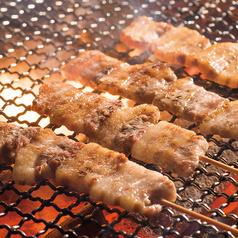 料理メニュー写真[北海道名物豚串!]いろはの豚串(1本)