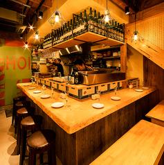 牡蠣と和牛 ほいさっさ 蒲田店の雰囲気1