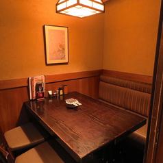 少人数での飲み会、集まりに◎ご家族など親しい方とも、リラックスしてお寛ぎいただける個室ございます♪