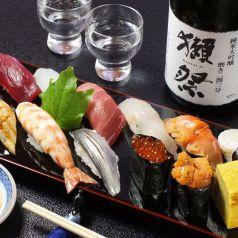 美喜鮨のおすすめポイント1