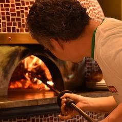 薪窯ピザ Loquace da MARIO ロクアーチェ ダ マリオ 溝の口の写真