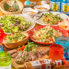 沖縄いたりあん やーかぃのおすすめ料理1