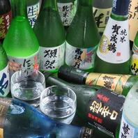 広島地酒を中心に飲みきり日本酒ボトル900円(税抜)~