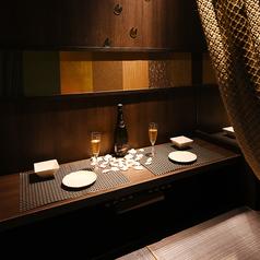 完全個室!!カップルには一度利用していただきたい個室★要望多数の為、お早めのご予約をお願い致します♪♪