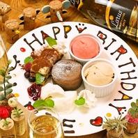 お友達や大切な人の誕生日に華を添えて♪