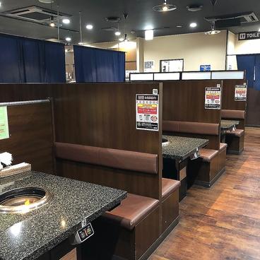 焼肉 感激 どんどん 静岡流通通店の雰囲気1