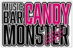MUSIC BAR CANDY MONSTERの写真
