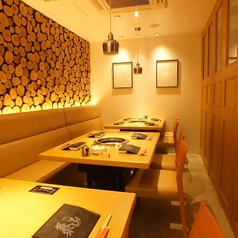 焼肉 泰山 TAIZAN 定禅寺通り店の雰囲気1