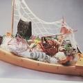 料理メニュー写真大魚船盛