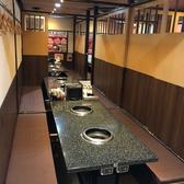 焼肉 感激 どんどん 静岡流通通店の雰囲気3
