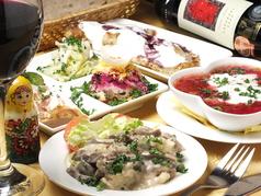 ロシアレストラン スカズカ 錦糸町の写真