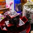 【食へのこだわり3】素材の味を活かし和食に良く合う、日本酒・地酒を続々入荷しております。