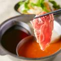 料理メニュー写真お肉×お出汁×素材の組み合わせ!あなただけの出汁スープ