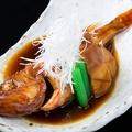 料理メニュー写真キンキ煮付け(1580円)※季節の煮魚