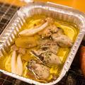 料理メニュー写真牡蛎のアヒージョ