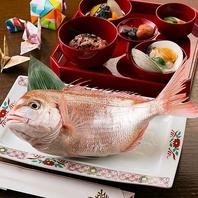 お祝いのお食事ご用意いたします!