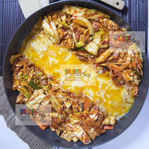 ヘチョン 韓国家庭料理