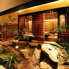 京個室 辻が花 上野店の写真