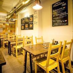 ビストロ居酒屋 ソーレ 川崎 平和通りの雰囲気1