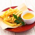 料理メニュー写真ベルジャンフリッツ チーズディップ