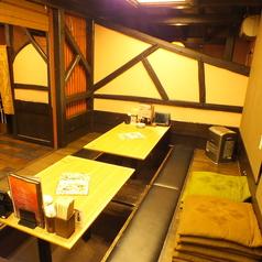 梵天食堂 中野栄店の雰囲気1