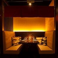 ◆全席個室&隠れ家空間◆個室は2名様~ご案内!