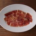 料理メニュー写真スペイン産 生ハム ハモンセラーノ