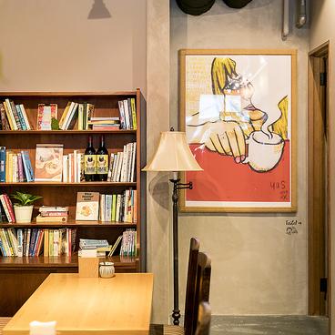山本のハンバーグ 六本松店の雰囲気1