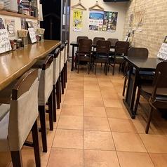 福一吉 東口屋台村の雰囲気1