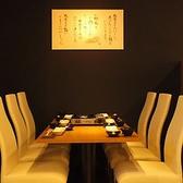札幌 つけしゃぶ さとう LC六番館店の雰囲気3