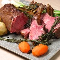 【多様な素材で楽しむイタリアン♪】お肉料理